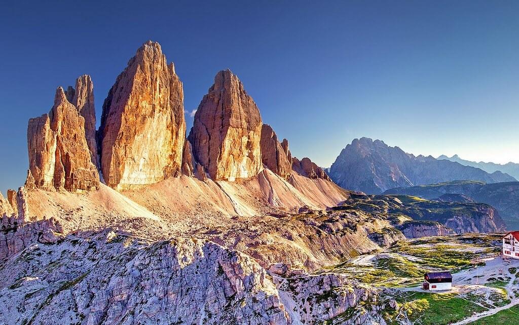 Dolomites Italy RF