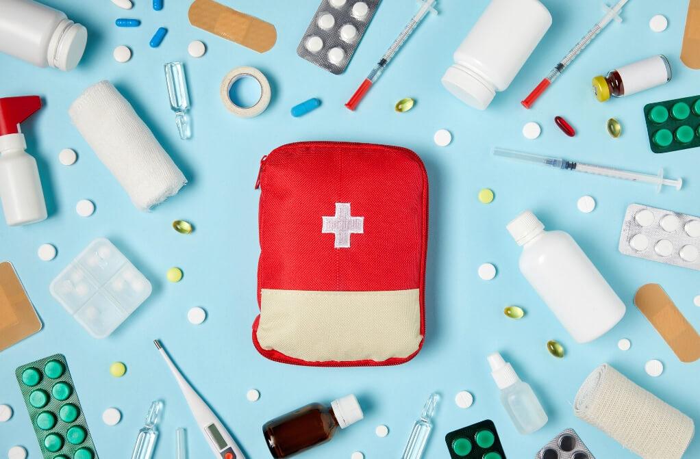 First Aid Canva RF