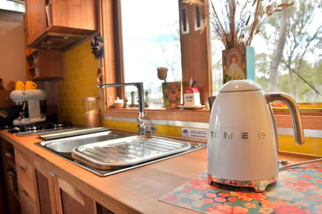 Free Spirit Eco Pods Where to Stay on North Bruny Island Tasmania (2)