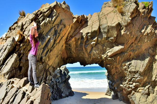 Yoga Bruny Island Tasmania