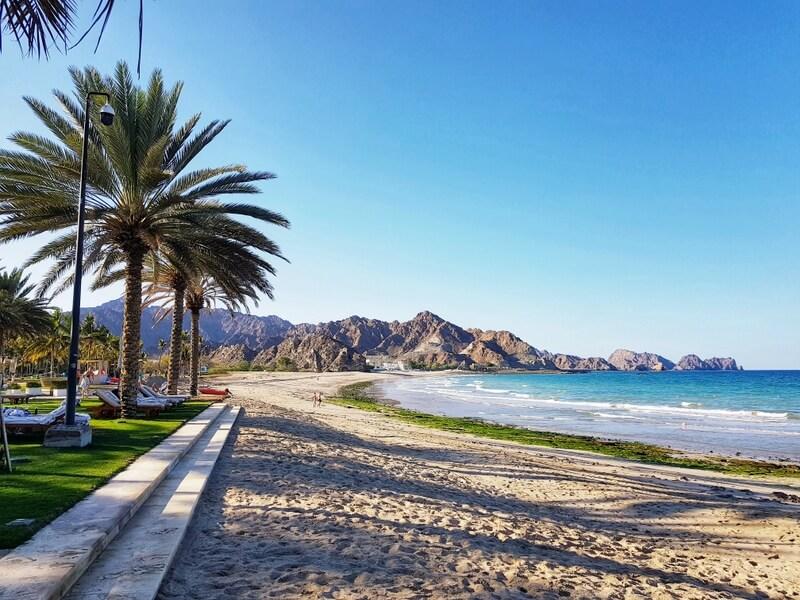 7 Day itinerary self drive 4wd trip Oman