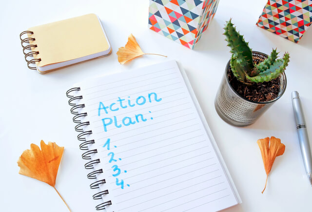 Action plan planning RF