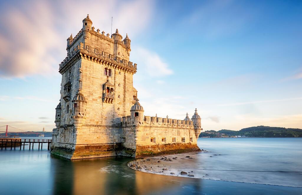 Belem Tower Lisbon RF
