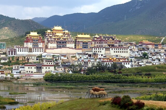 Biking china overland without a guide