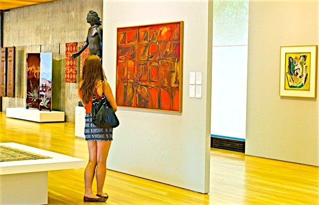 Calouste Gulbenkian Foundation Museum, Lisbon, Portugal