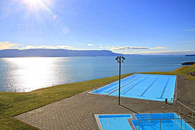 Hofos Swimming Pool Iceland