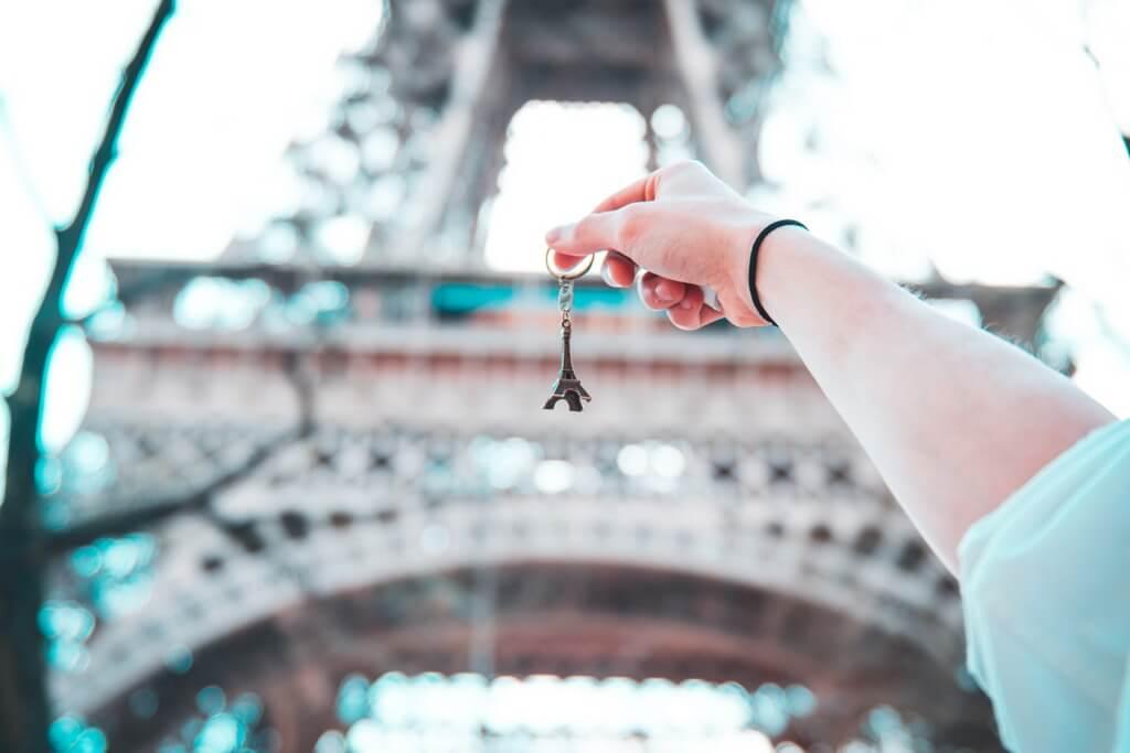 Paris souveneir RF