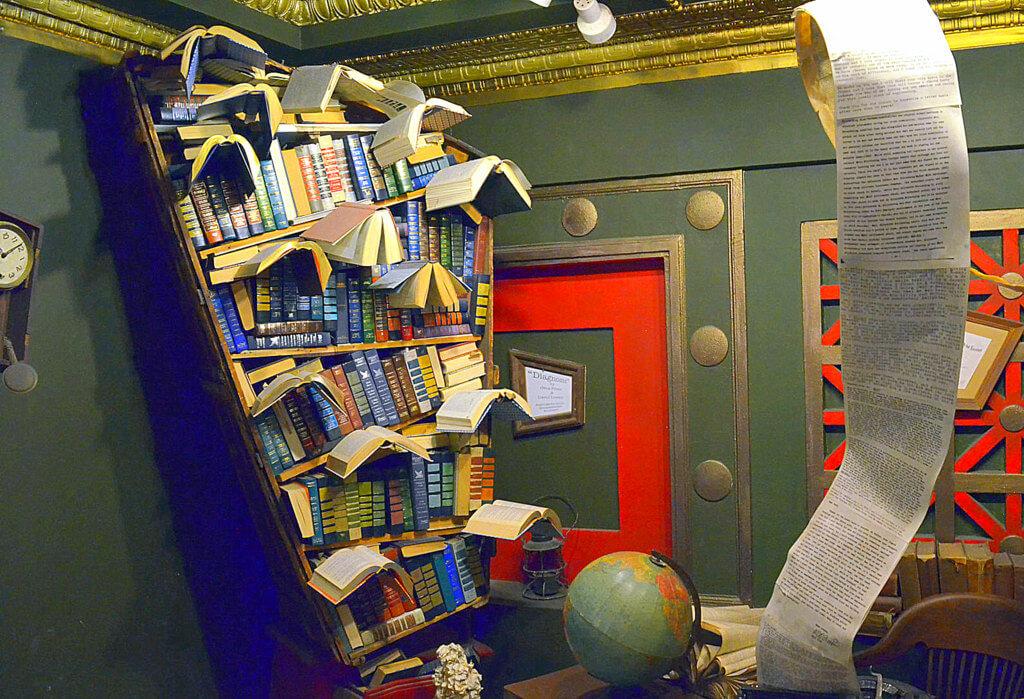LA The Last Bookstore