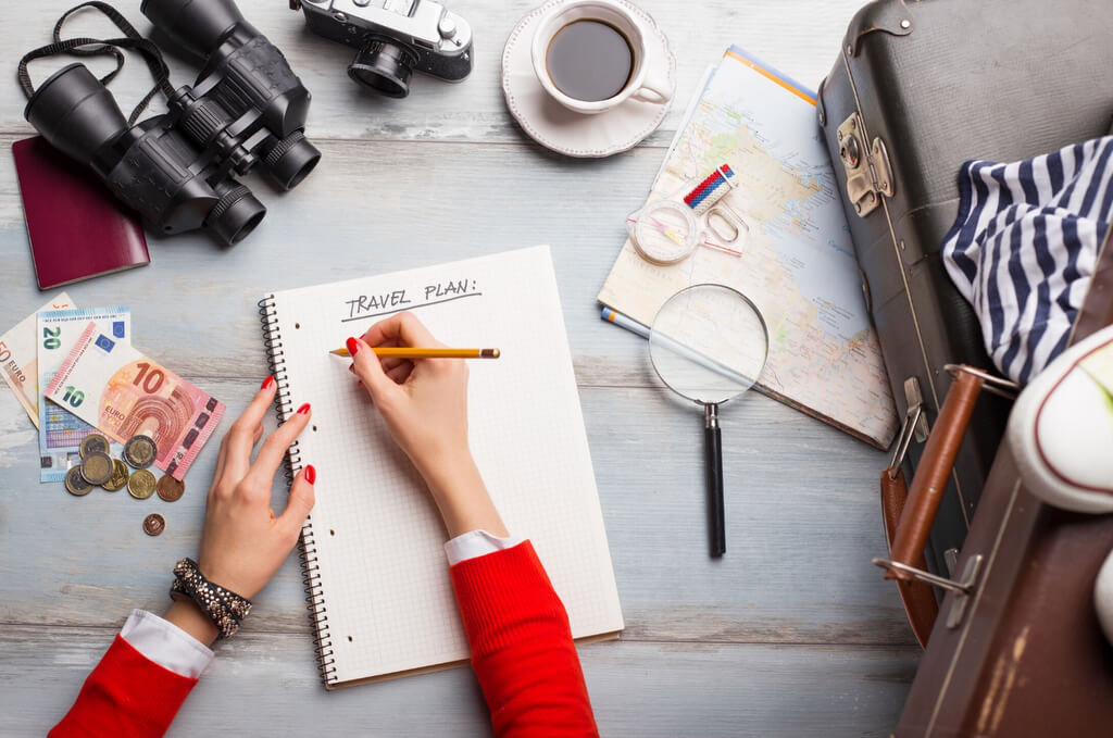 Travel checklist RF