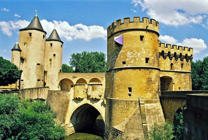 porte des Allemands Metz France