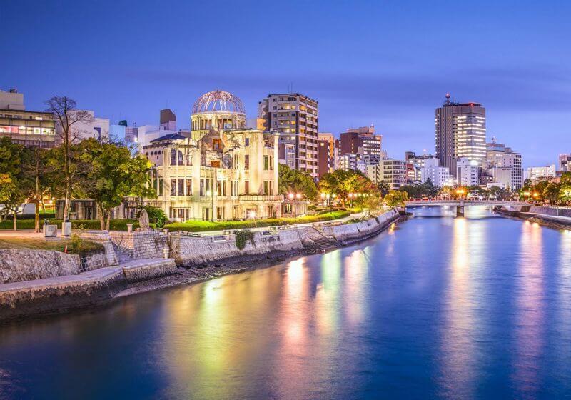 Hiroshima Japan RF