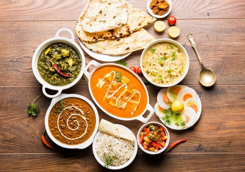 Indian food RF