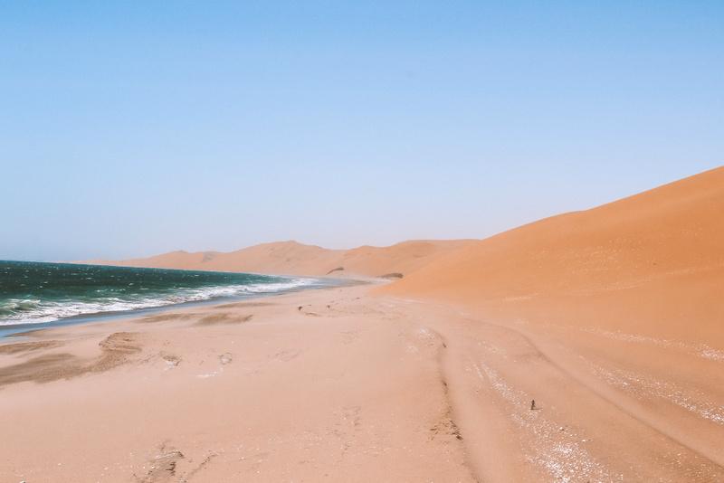 Sandwich Bay Namibia