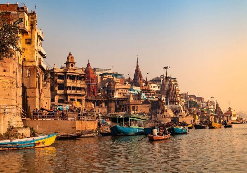 Varanasi India RF