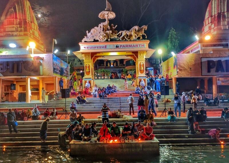 paramartha niketan ashram