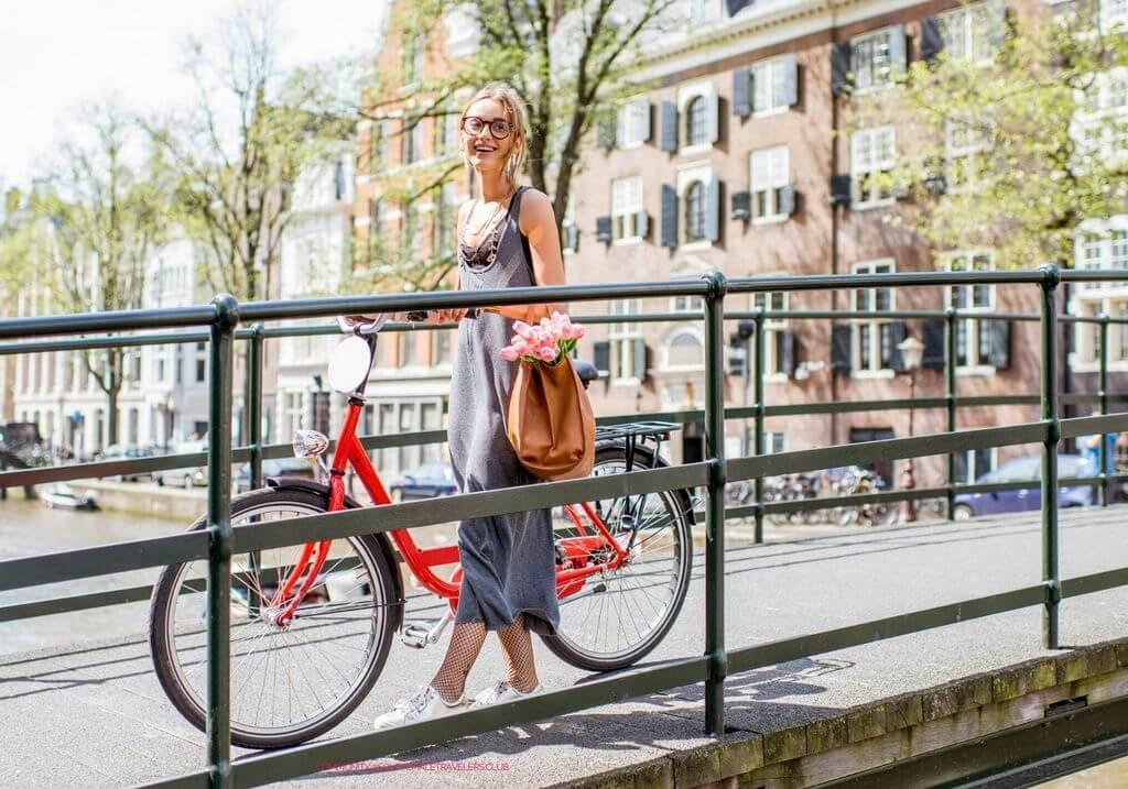 Amsterdam bike cycle Europe RF