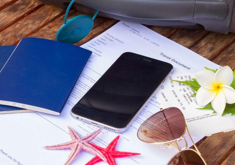 Travel documents RF
