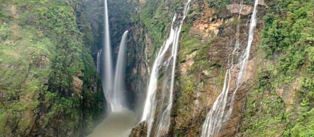 The Ten Most Amazing Waterfalls in India