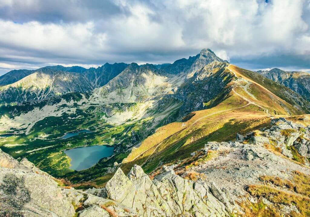 Tatras Mountains Poland RF