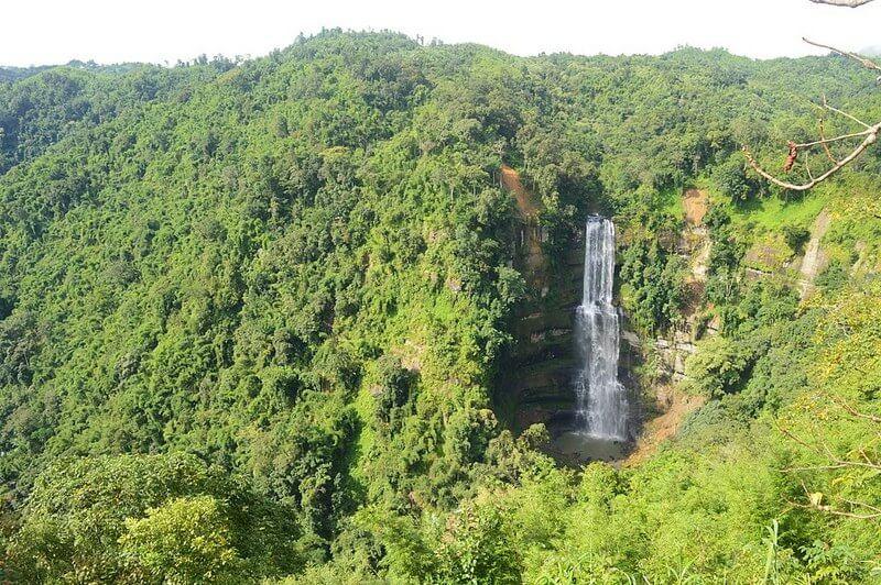 Vantawng_waterfall,_Mizoram