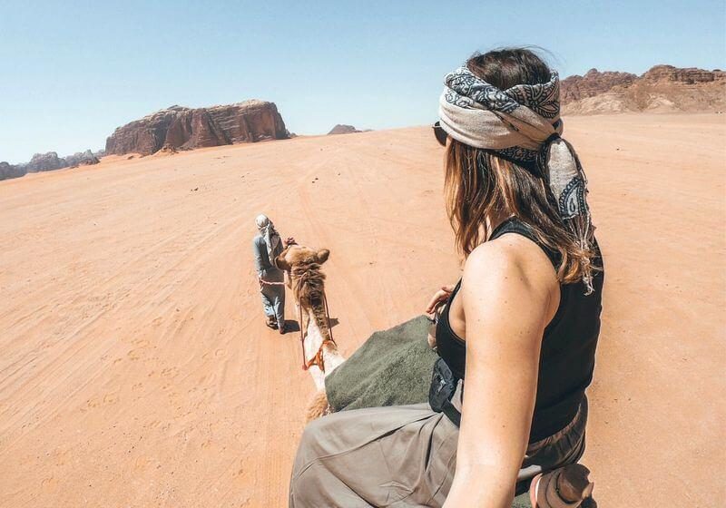 Camel ride RF