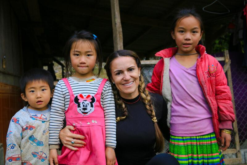 Homestay in Black H'Mong People Vietnam