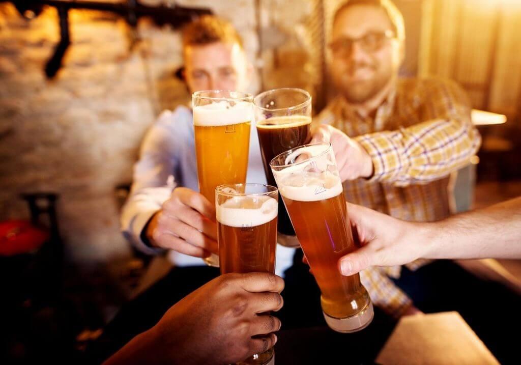 Beer bar drink friends RF