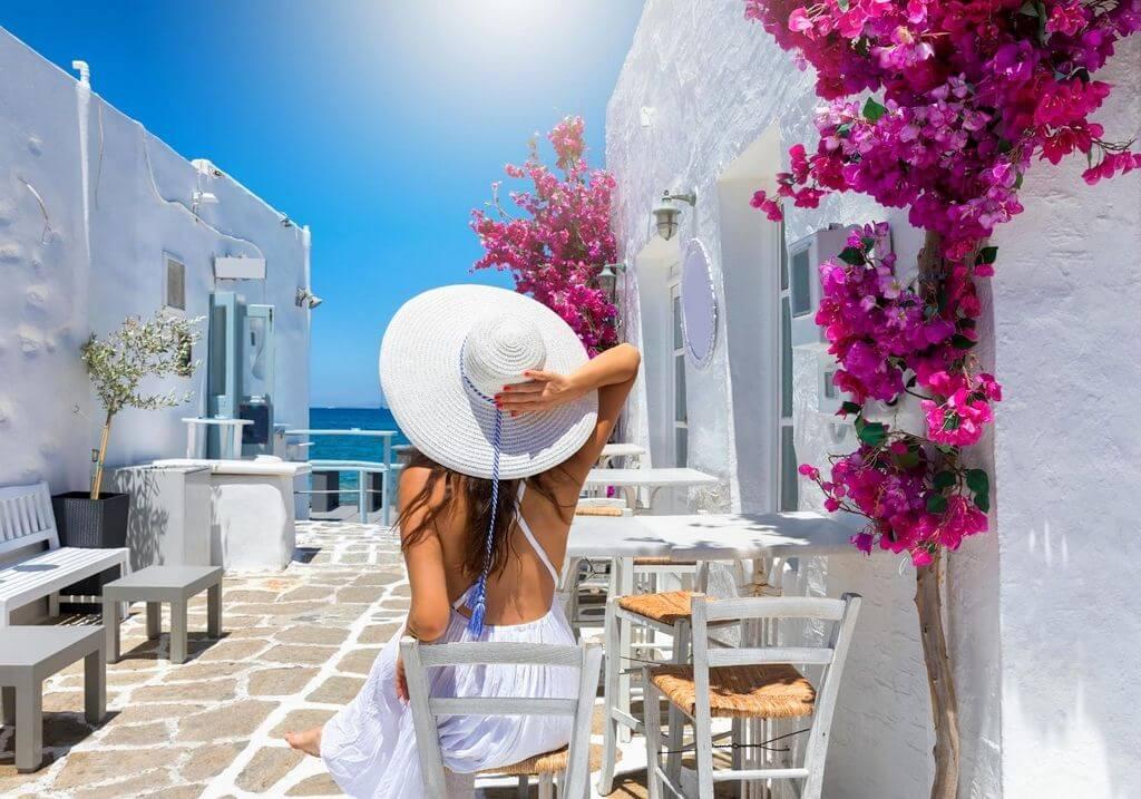 Cyclades Greece RF