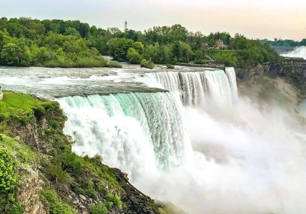 NIagara Falls New York RF