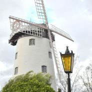 Stay Back in Time at Leisure Inn Penny Royal (A Hotel in an 1840's Corn Mill)