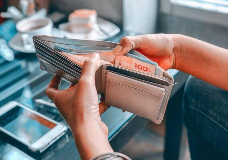 Money wallet RF