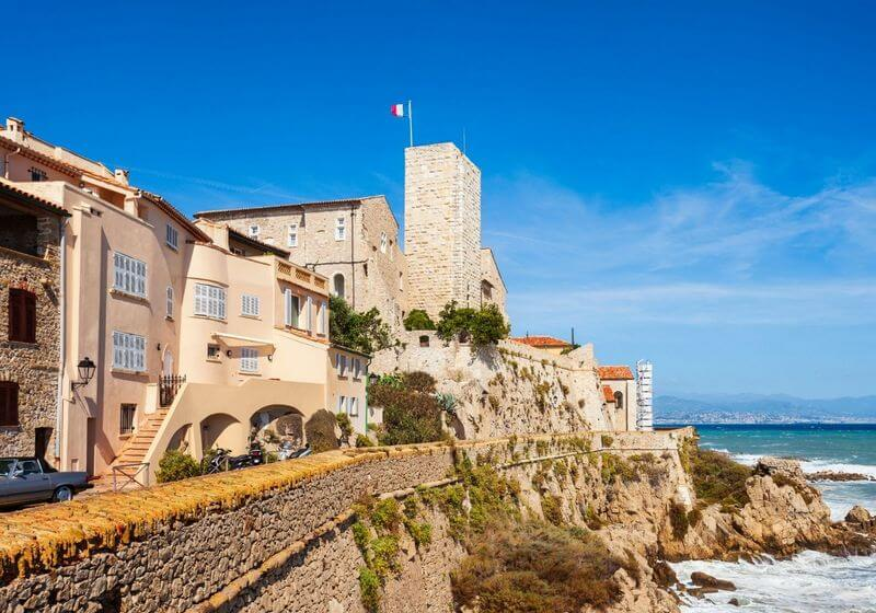 Picasso Trail Antebes France RF