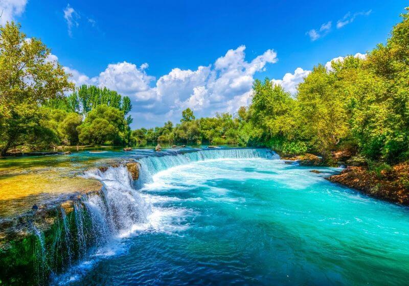 Waterfall Turkey RF