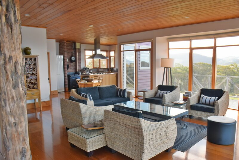 Cape House Huon Valley Accommodation