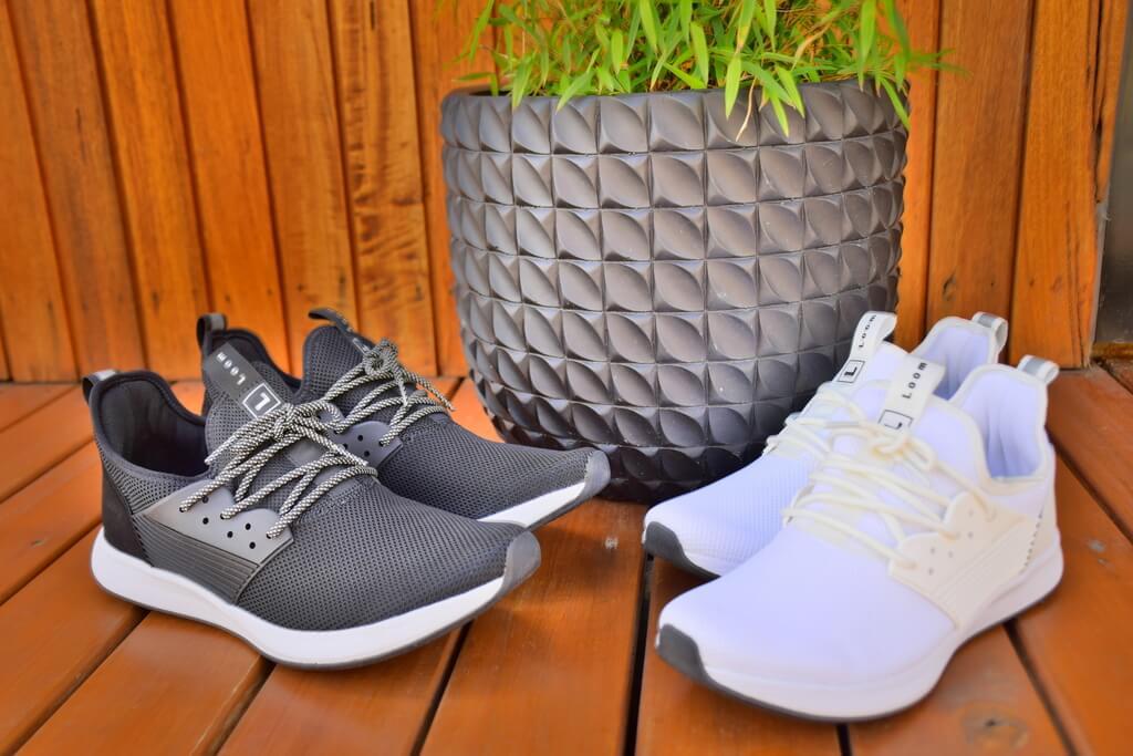 Loom Waterproof Sneakers for Travel