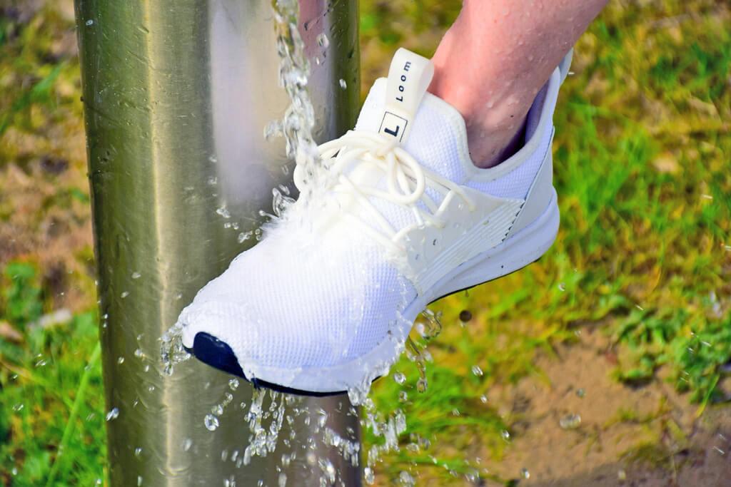 Loom Waterproof Sneakers Travel