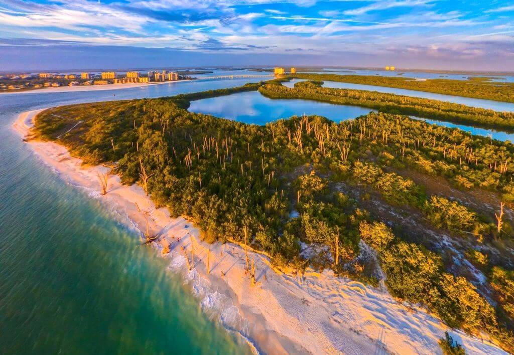 Lovers Key State Park Beach Florida RF