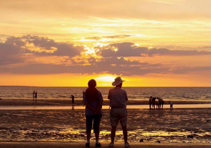 Mindil Beach Darwin RF