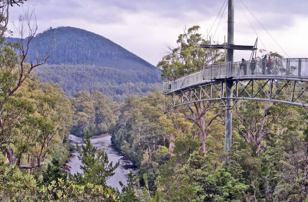 Tahune Airwalk Tasmania