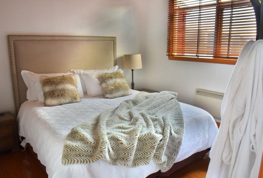 CapeHosue bedrooms