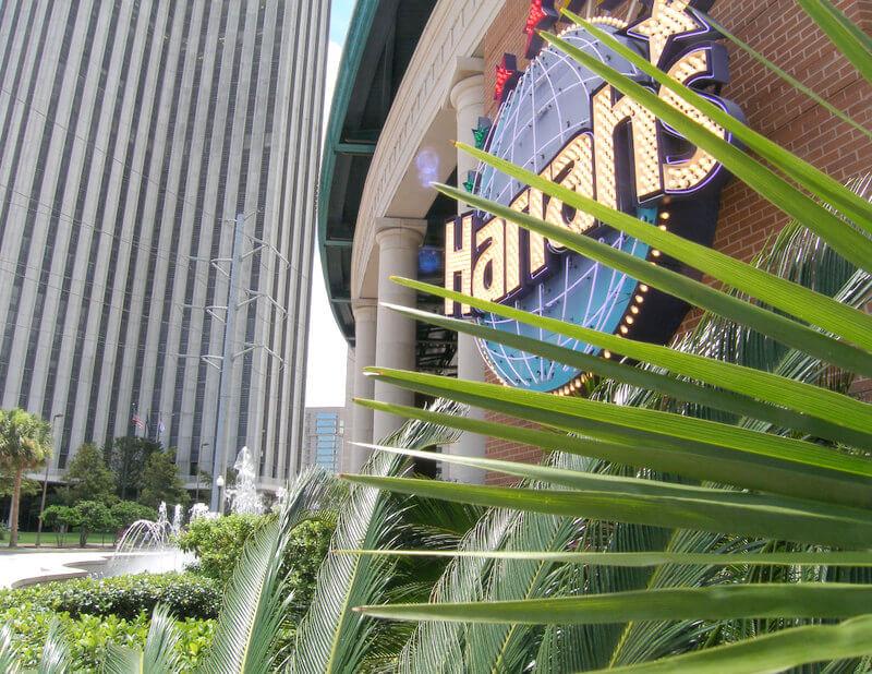 Harrah's US casino