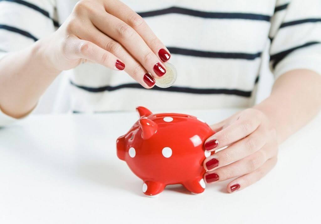Piggybank money save RF