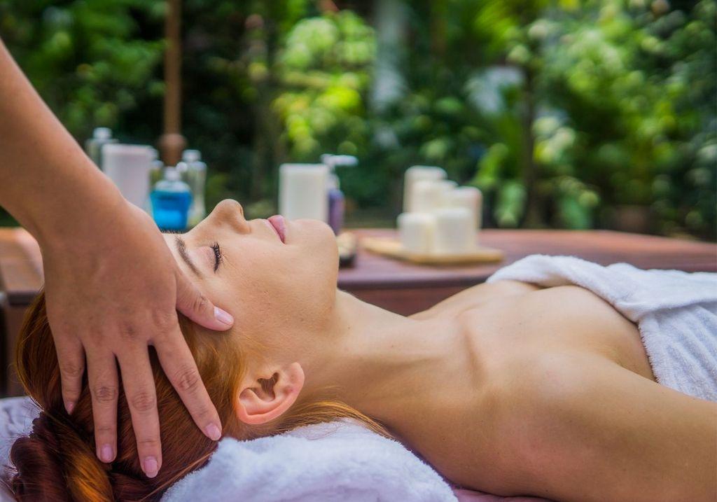 Massage spa RF