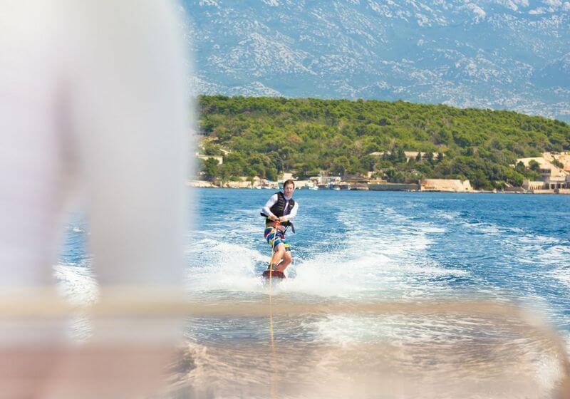 Wakeboard watersport RF