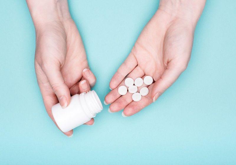 medication pills tablets RF