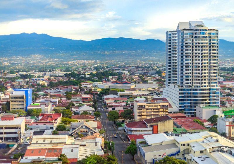 San Jose Costa Rica RF