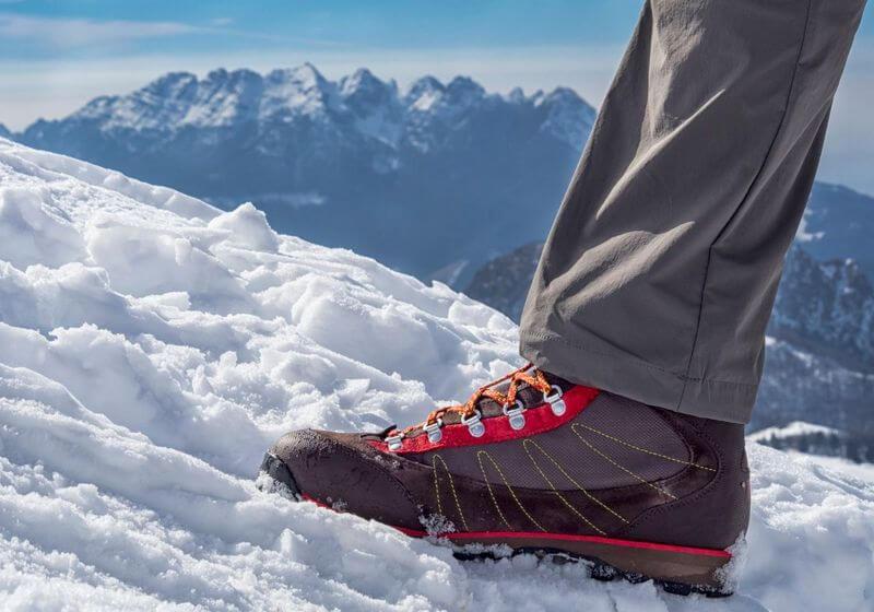 Trekking shoe hiking boot RF