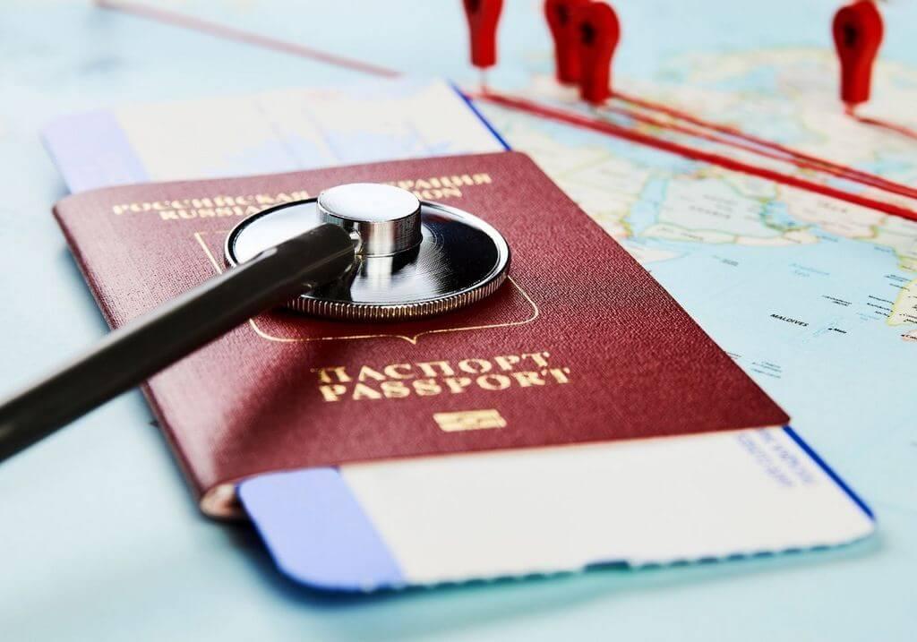 health passport doctor RF