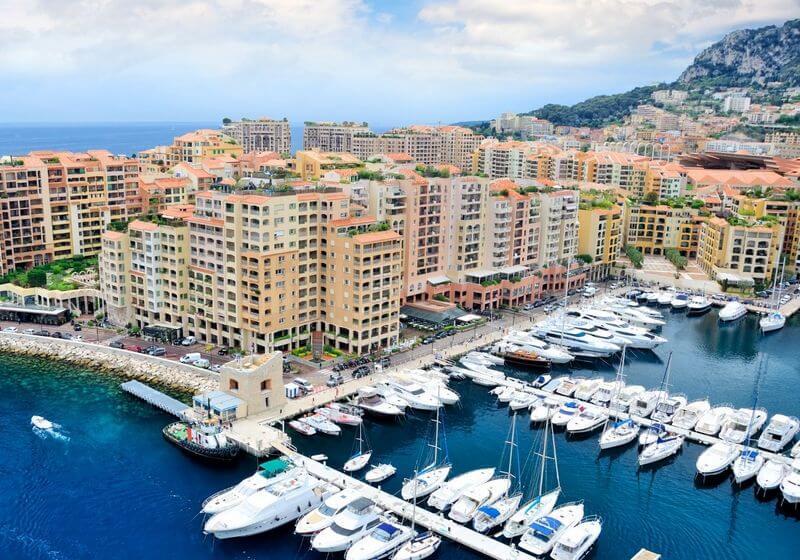 Monaco Harbor RF