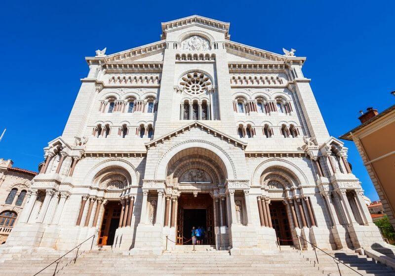 Monaco cathedral RF